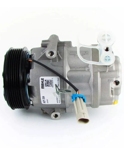 Imagem 1 de 2 de Compressor Ar Cond Corsa Classic Celta Prisma 6pk 02 A 2012