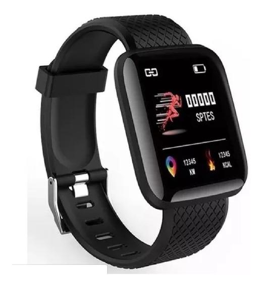 Relógio Smartwash D13 Inteligente Bluetooth Ios Android