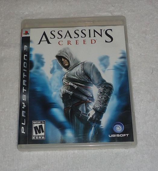 Assassins Creed Ps3 ** Frete Gratis Leia