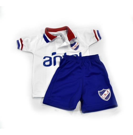 Set Bebé Niño Nacional Camiseta Y Short