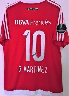 Camisa Do River Plate Copa Libertadores 2017 Completa