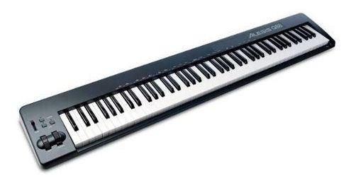 Alesis Q88 Teclado Controlador Musical Q 88 Teclas Midi Usb - C/ Nf + 1 Ano De Garantia
