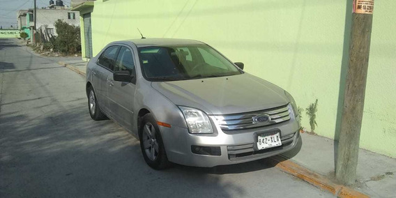 Ford Fusion 2008 S L4 At