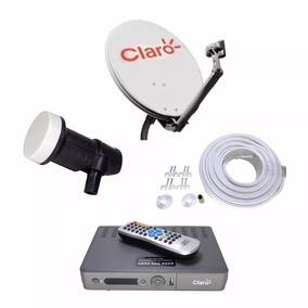 5 Kit Completo Claro Tv Pré Pago Recarga $ 9,90