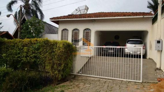 Casa Residencial À Venda, Clube De Campo Fazenda, Itatiba. - Ca0819