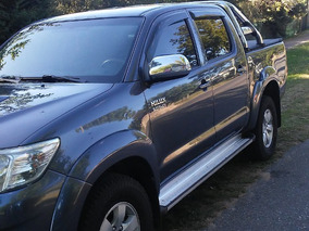 Toyota Hilux 3.0 Srv Inpecable 2013 Posibilidad De Permuta