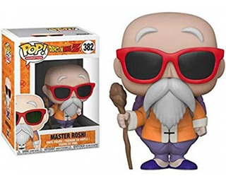 Muñeco Funko Pop Dragon Ball Z Maestro Roshi 382 Original!!
