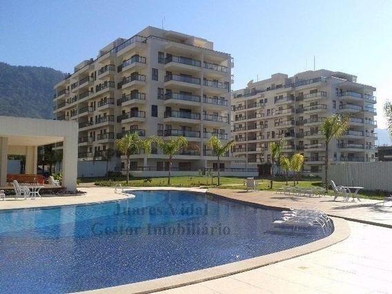 Novíssimo Apartamento No Condomínio Rio Marina - Itacuruçá- Mangaratiba/ Rj - 351 - 34825079