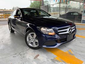 Mercedes-benz Clase C 1.6 180 Cgi Mt 2017