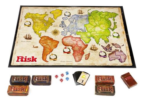 Juego Mesa - Risk Hasbro Original