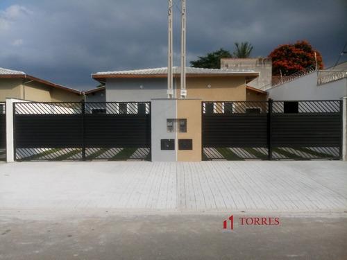 Casa Geminada Para Venda Em Jardim Oasis Taubaté-sp - 422
