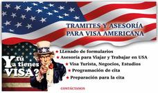 Aplica Para Tu Visa Americana