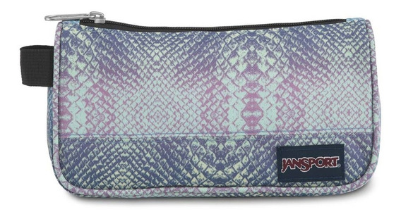 Zonazero Cartuchera Jansport Medium Pouch Prisma Python