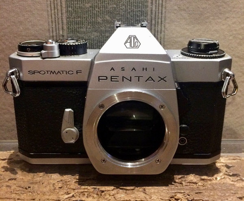 Câmera Pentax Sp F M42 Revisada, Regulada, Velocidades Ok