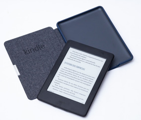 Amazon Kindle Paperwhite + Capa Amazon Original