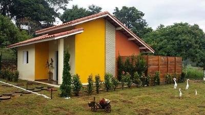 Chales No Campo Em Condomínio - 1,2,4 Dorm - Lazer Completo