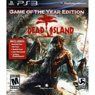 Videojuego Dead Island: Game Of The Year Edition - Playstat