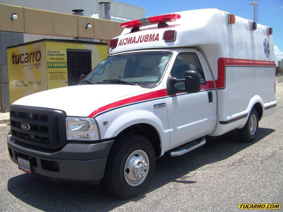 Ambulancias F-350 Tritòn