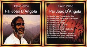 Cd Umbanda - Pai João D