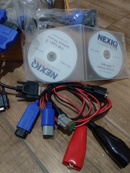 Novo Nexiq 2 Scanner Linha Leve E Pesado Inst/ Grátis