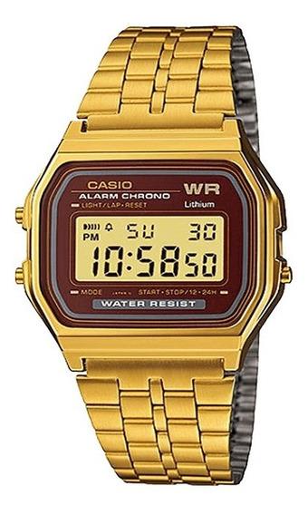 Relógio Casio Unissex Vintage A159wgea-5df