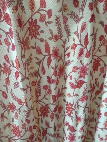 Conjunto De Camisa Y Pollera Paula Cahen D