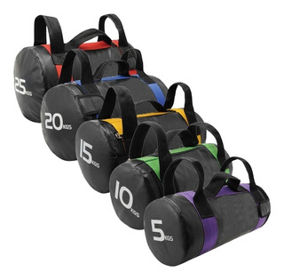 Kit Saco De Peso Sand Core Bag Crossfit Treino Funcional