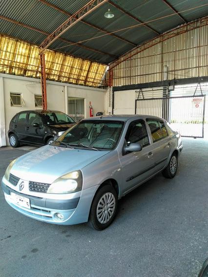 Renault Clio Sedan 1.0 16v Expression 4p 2004
