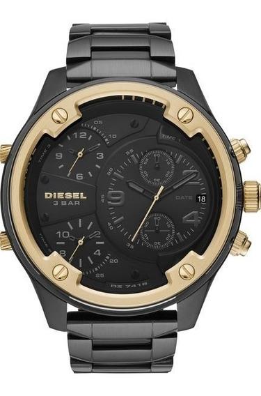 Relógio Diesel Dz7418/1pn Preto