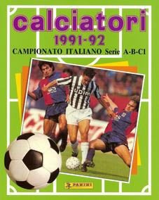 62 Álbuns Digitalizados Campeonato Italiano (de 1955 À 2018)