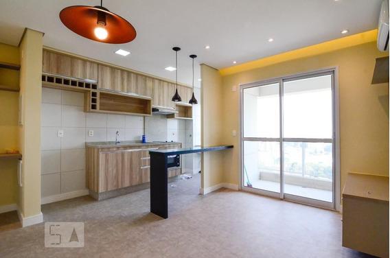 Apartamento No 21º Andar Com 1 Dormitório E 1 Garagem - Id: 892948045 - 248045