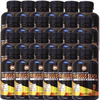 24x Tribulus Energy Maca 2g 60% Saponinas 120 Tabs (full)