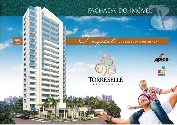 Apartamento Residencial À Venda, Engenheiro Luciano Cavalcante, Fortaleza. - Ap0820