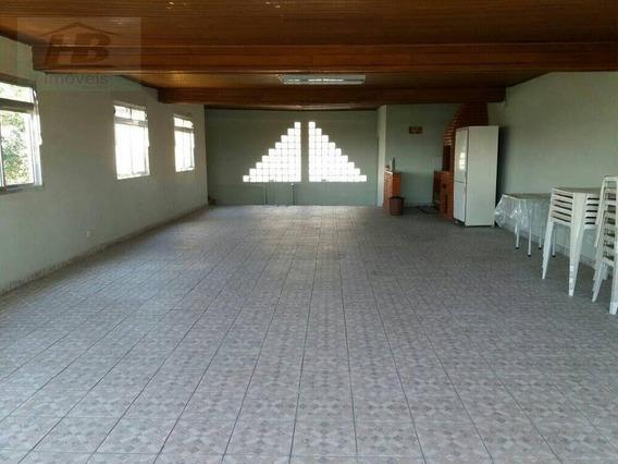 Sobrado Com 4 Dormitórios À Venda, 320 M² Por R$ 500.000 - Santo Antônio - Osasco/sp - So0384