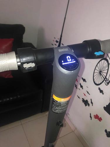 Imagen 1 de 13 de Patineta Eléctrica Ninebot Segway