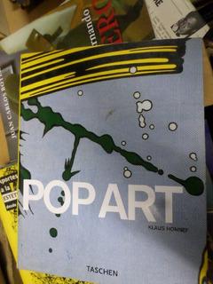 Pop Art -klaus Honnef -taschen