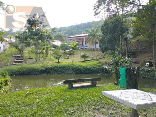 Chácara Em  - Salesópolis, Sp - 3647