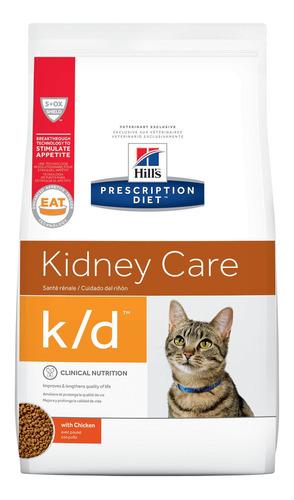 Hills Gato Prescription Diet K/d 1,8k+ Promo -ver Foto+envío