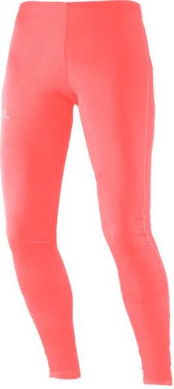 Calza Salomon - Hybrid Tight - Mujer