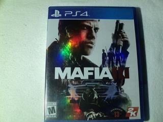 Mafia 3 Ps4 - Físico - Impecable Como Nuevo