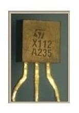 Stx112 X112 Transistor Original To92 (2 Peças)