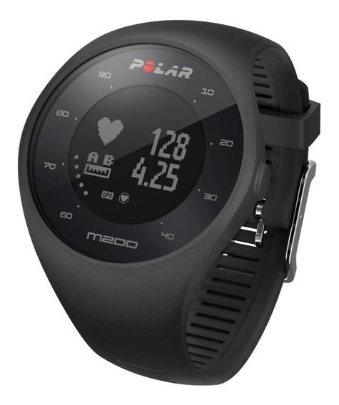 Reloj Polar M200 -monitoreo De Frecuencia Cardiaca + Gps