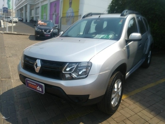 Duster 1.6 16v Sce Flex Expression X-tronic 41937km