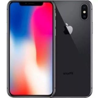 iPhone X 256gb Zero Lacrado Com Garantia Apple Brasil 1 Ano
