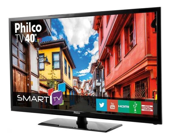 Tv Led 40 Philco Bivolt Ph40r86dsgw