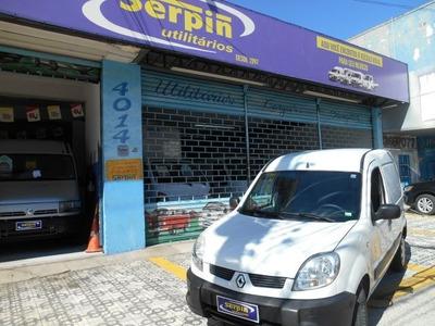 Renault Kangoo Furgão Flex 2012
