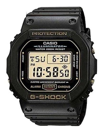 Relógio Casio G-shock Dw-5600eg-9vq Mostruário Nfe