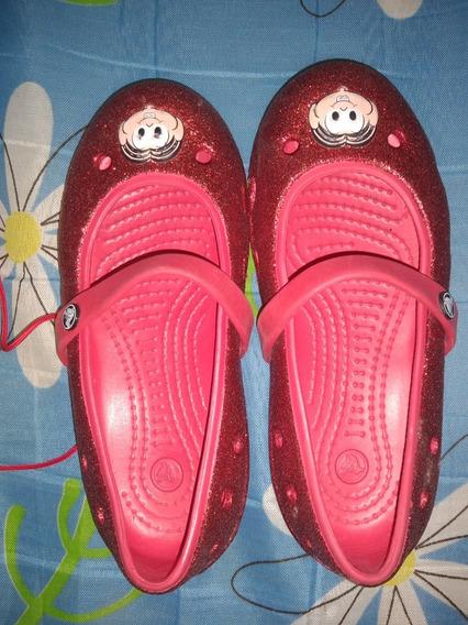 Sapatilha Crocs Monica Tamanho 29/30