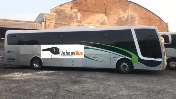 Ônibus Rodoviário Busscar Vissta Bus Lo Ano 2008 - Johnnybus