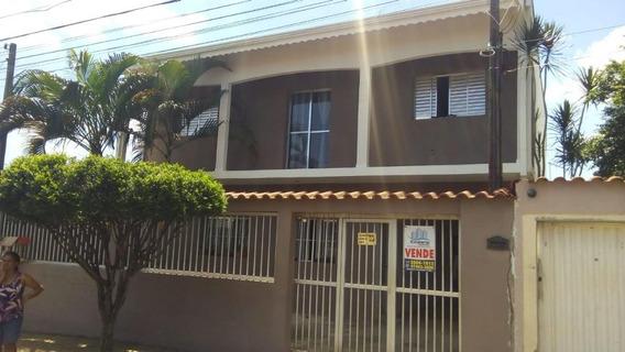 Casa Com 3 Dormitórios À Venda, 222 M² Por R$ 486.600 - Jardim Santa Esmeralda - Hortolândia/sp - Ca0355